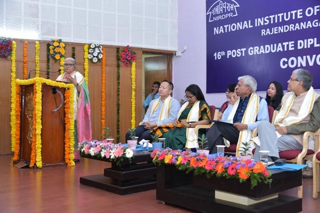 National Institute of Rural Development and Panchayati Raj